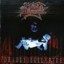 Deadly Lullabye Live - King Diamond (2004, CD NIEUW)2 DISC SET