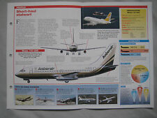 Aircraft of the World - Boeing 737 series 100-500