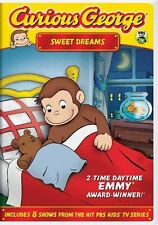 Curious George: Sweet Dreams (2011, REGION 1 DVD New)