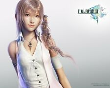 POSTER FINAL FANTASY 13 XIII LIGHTING SNOW VERSUS #21