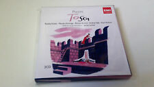 "JAMES LEVINE ""PUCCINI TOSCA"" CDBOX 2CD RENATA SCOTTO PLACIDO DOMINGO COMO NUEVO"