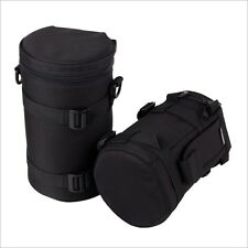 EMB-L2060 SLR Camera Lens Bag  Crash Quakeproof For Canon Nikon Sony Black