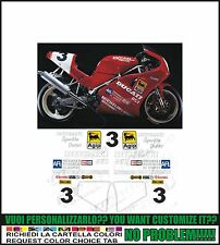 kit adesivi stickers compatibili  851 superbike replica roche