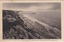 Boscombe Pier & The Undercliff Drive From East Cliff, BOURNEMOUTH, Hampshire