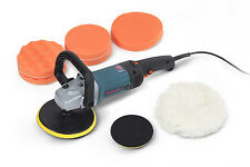 Nordstrand Car Polisher Sander Buffer Valeting Polishing Sponge Mop Kit Set