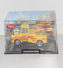 Disney Store - Disney PIXAR Cars - DRAG STAR MATER in a Collectors Case Ages 3+