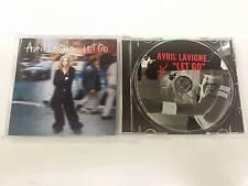 AVRIL LAVIGNE LET GO CD 2002