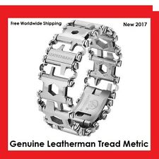 LEATHERMAN TREAD METRIC 832325 Stainless Steel Multitool Bracelet Multi Tool NEW