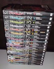 Black Bird  Volumes #1-18  (English Manga) Complete series Shojo Beat Viz