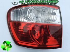 Toyota Avensis Verso From 04-09 Rear Light Passenger Side (Breaking For Parts)