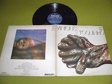 """Toquinho / Vinicius De Moraes """"Vinicius & Toquinho"""" 1975 Brazil LP Bossa Nova EX"""