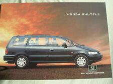 Honda Shuttle Door brochure Jun 1995