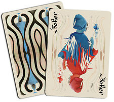 1 Bohemia BLUE Edition Playing Cards by UUSI