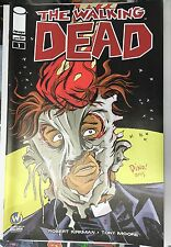 WALKING DEAD #1 Raleigh Wizard World Comic Con Exclusive Variant Cover Image