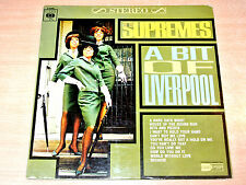 The Supremes/A Bit Of Liverpool/1964 CBS Stereo LP/German/Diana Ross