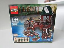 LEGO THE HOBBIT 79016 Attack on Lake Town -79016 MISB