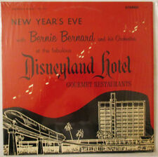 Bernie Bernard And His Orchestra-New Year's Eve At The Disneyland Hotel-Lounge