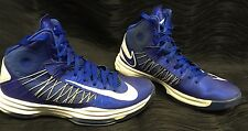 Nike Hyperdunk Tb Game Royal Blue White 524882 402 Mens Size 9.5 Basketball