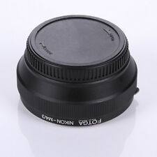 Nikon AI to Micro 43 M4/3 Adapter F Panasonic Lumix DMC GF7 GF6 GF5 G6 G5 G3 GM5