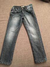 Jeans C&A Gr. 134 gefüttert Top