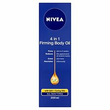 Nivea 4-in-1 Q10 Firming Body Oil 200 ml