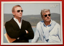 JAMES BOND - Quantum of Solace - Card #043 - Bond Travels to Italy