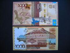 KAZAKHSTAN  1000 Tengé 2014  (Pnew)  UNC