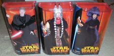 3 Star Wars 12 inch 1:6 scale ROTS figures: Shaak Ti,Barriss Offee,Darth Sidious