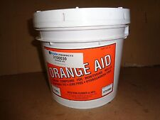Orange Aid Thread Compound for Monitoring Wells 0A  #  - 1 Gallon - NEW