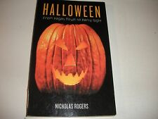 """Halloween From Pagan Ritual to Party Night"" Watchtower Research Jehovah Origins"