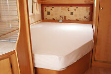 Abbey GTS Vogue 415 Fitted Sheet For Offside Fixed Bed Caravan