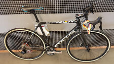 CYCLOCROSS BIKE FOCUS MARES CX DISC 105 CARBON S SIZE 54CM