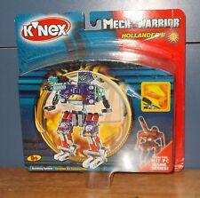 K'nex knex Mech Warrior Series 2 Holland II Sealed in box 2002