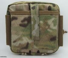 "MSM / TACTICAL TAILOR Organizer Pouch + TWO 5"" Malice Clips / MULTI-CAM"