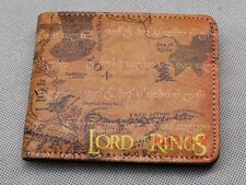 Hot fantasy movie Lord of the Rings bifold wallet