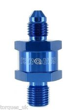 AN -3 (3AN) To M10x1.0 Blue Turbo Oil Feed Filter