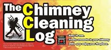 CHIMNEY CLEANING LOG FIREPLACE FLUE SOOT CLEANER MULTIFUEL STOVES  FURNACE