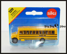 Siku 1319 US School Bus Diecast Car NEW