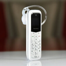 Worlds Smallest Handset Phone & Headset Unlocked Single SIM Card