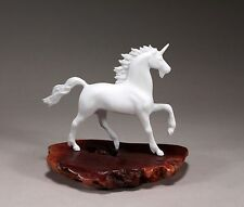 UNICORN Sculpture New direct from JOHN PERRY Pellucida 7in Tall Statue Figurine