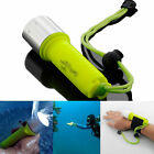 2000LM CREE XM-L T6 LED Scuba Diving Flashlight Torch Underwater Lamp Light