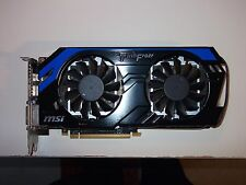MSI GeForce GTX 660 Ti Power Edition (2048 MB) (N 660 TIPE 2gd5/oc) Scheda Grafica