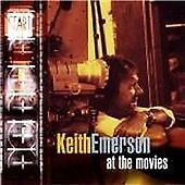 Keith Emerson - At the Movies (Original Soundtrack, 2005) VGC 3CD Prog Rock