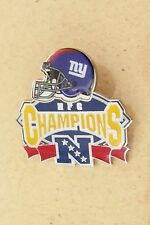 2012 Super Bowl 46 XLVI pin New York Giants NFC Champions SB S.B. NY N.Y.