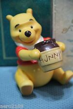 "WDCC ""Time for Something Sweet"" Pooh and the Honey Tree NIB with COA"