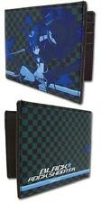 *NEW* Black Rock Shooter: BRS Blue Bifold Wallet by GE Animation
