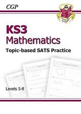 KEY STAGE 3 MATHEMATICS: ESSENTIAL SATS PRACTICE LEVELS 5-8 PT. 1 & 2 (ESSENTIAL