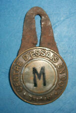 FRANCE AVIATION - BADGE LAISSEZ-PASSER M CENTRE ESSAI EN VOL BRETIGNY Obsolète