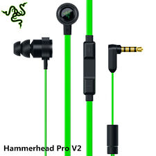 Razer HammerHead Pro V2 In-Ear Earphones New in Retail Package Sealed
