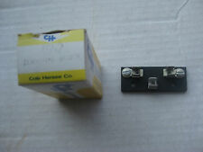 Cole Hersee 4621 Fuse Block, 1 gang, NOS!